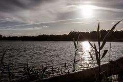 Sunset34 Arkivbilder