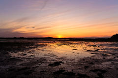 Free Sunset At Charlettown Royalty Free Stock Image - 10336146