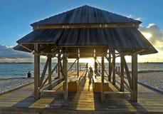 Free Sunset At Fremantle Beach Stock Photos - 138994243