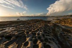 Sunset At La Perouse, Sydney Royalty Free Stock Image