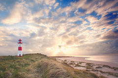 Free Sunset At Lighthouse Royalty Free Stock Photography - 41263647