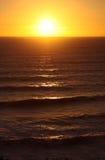 Sunset. Australia Stock Photos