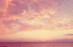 Sunset background royalty free stock images