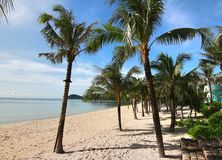 The Bai Khem Beach is one of the most beautiful beaches in Phu Quoc Island, vietnam Stock Photo