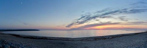 Sunset at Barabhas Stock Photo