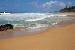 Sunset Beach Royalty Free Stock Photo