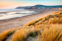 Croyde Devon England UK Stock Images