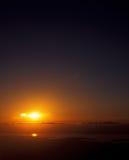 Sunset. Stock Image