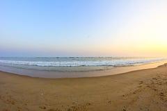 Sunset on Bengal Bay Royalty Free Stock Photos