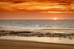 Sunset Broome Stock Images