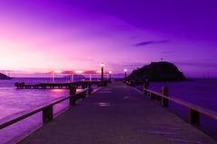 Sunset in Buzios Rio de Janeiro Royalty Free Stock Image