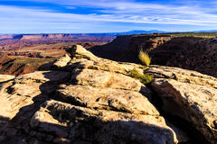 Sunset at Canyonlands Royalty Free Stock Images