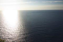 Sunset on Cap de Formentor - beautiful coast of Majorca, Spain - Europe. Royalty Free Stock Photo