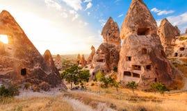 Sunset in Cappadocia, Turkey