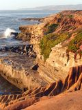 Sunset Cliffs Royalty Free Stock Photo