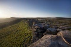 Sunset cliffs Stock Images