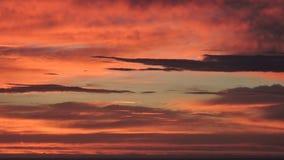 Sunset Royalty Free Stock Photos