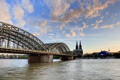 Cologne city - Germany Stock Photography