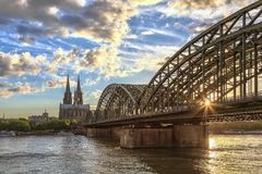 Cologne Cathedral - Germany Stock Image
