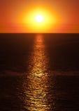 Sunset from Colonia de Sacramento, Uruguay Stock Photos