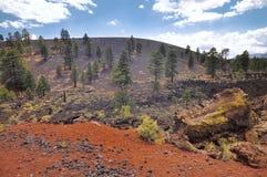 Sunset Crater Arizona Royalty Free Stock Image
