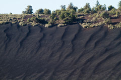 Sunset Crater National Monument Stock Photo