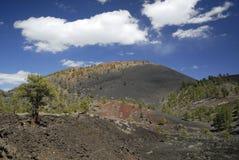 Sunset Crater Volcano in Arizona Stock Photos