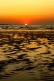 Sunset at Darwin Harbor Stock Photo