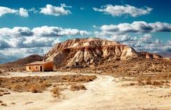 Sunset Desert Stock Image