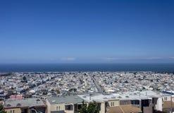 Sunset District - San Francisco, California Stock Images