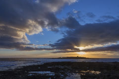Sunset - Doolin - Republic of Ireland Royalty Free Stock Photography
