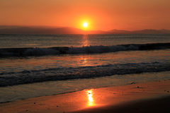 Sunset at Doubletree by Hilton Stock Images