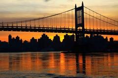 Sunset, Dusk, Twilight, City Royalty Free Stock Image