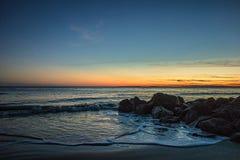Sunset at edisto beach north carolina. Sunset at edisto beach north  carolina Stock Photography