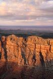 Sunset at Grand Canyon Royalty Free Stock Photography
