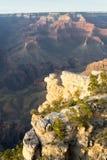 Sunset at the Grand Canyon Stock Photos