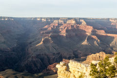 Sunset at the Grand Canyon Royalty Free Stock Images