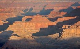 Sunset Grand Canyon AZ, USA Stock Photo
