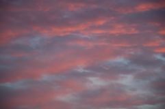 Sunset from home pic 1. Sunset from my home pic 1 Royalty Free Stock Photography