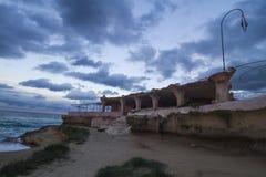 Sunset in Ibiza Stock Photos