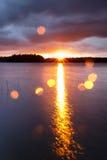 Sunset image Royalty Free Stock Photos