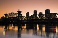 Free Sunset In Little Rock, Arkansas. Royalty Free Stock Image - 13522316