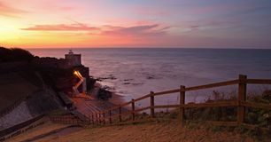 Sunset at Jacobs Ladder Stock Images