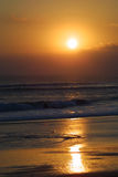 sunset kochliwy fotografia royalty free