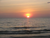 Sunset on Koh Chang. Stock Images