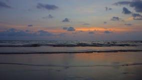 Sunset at Koh Chang, Trat Stock Images