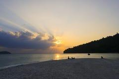 Sunset at Koh Lipe Royalty Free Stock Image