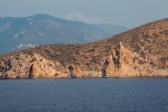 Sunset Kos Greece Stock Photos
