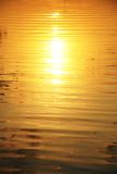 Sunset on the Lake Royalty Free Stock Images