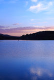 Sunset Lake Stock Photography
